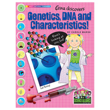 Science Alliance: Gina Discovers Genetics, Characteristics, and DNA