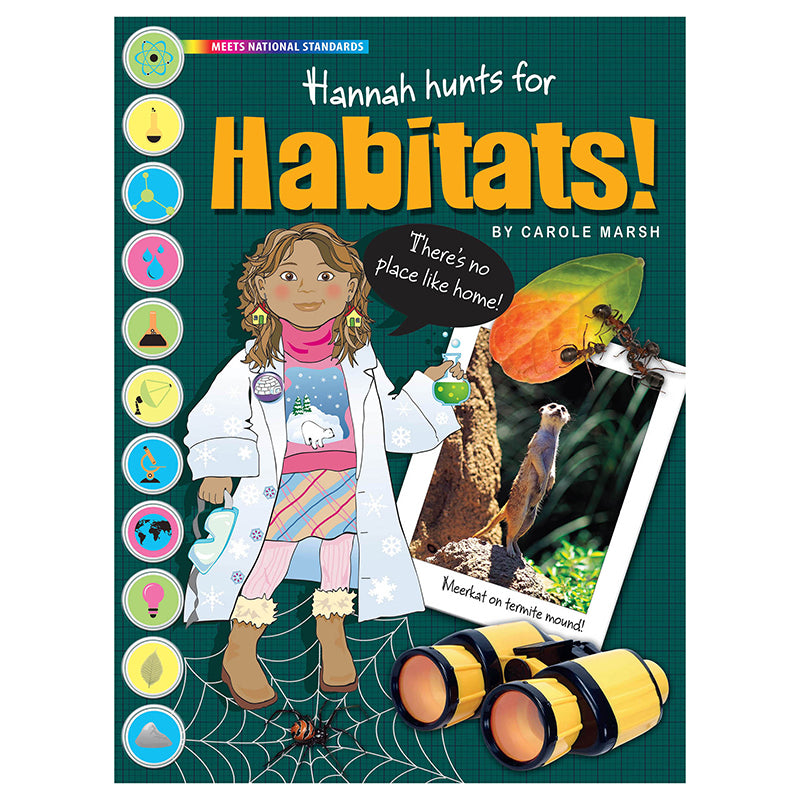 Science Alliance: Hannah Hunts for Habitats