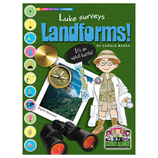 Science Alliance: Luke Surveys Landforms