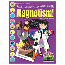 Science Alliance: Molly Attracts Opposites with Magnetism