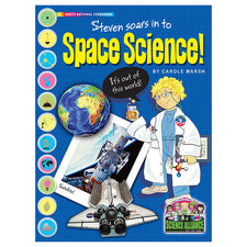 Science Alliance: Steven Soars into Space Science