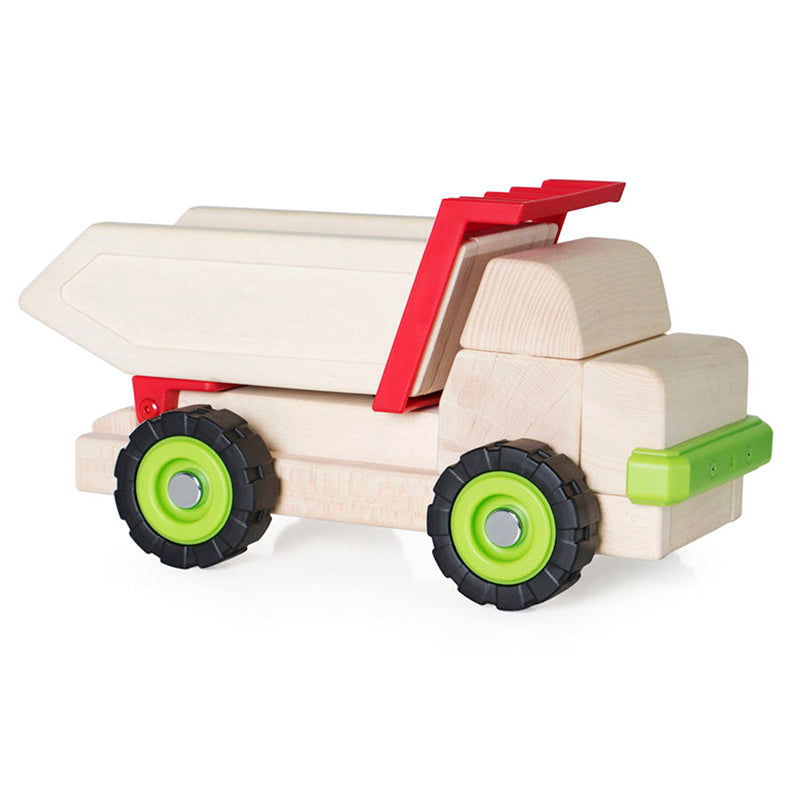 Block Science – Big Dump Truck