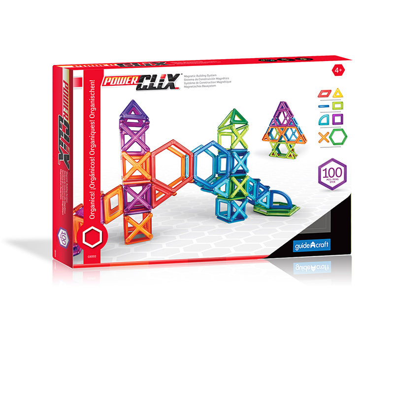 PowerClix® Creativity Set: 100 Pieces
