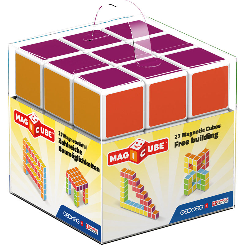 MAGICUBE™ - 27 Piece Free Building Set