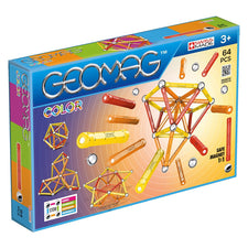 GEOMAG™ Color, 64 Pieces