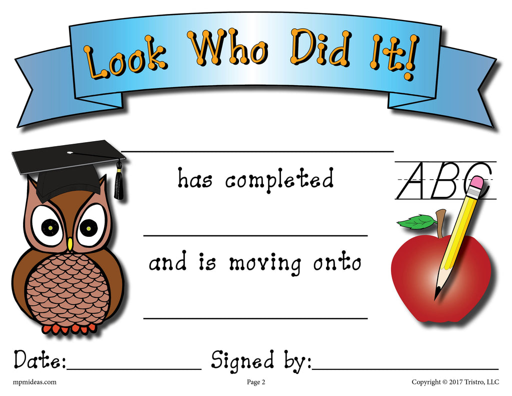 picture relating to Printable Graduation Certificates identified as Absolutely free Printable Commencement Certificates - 2 One of a kind Programs
