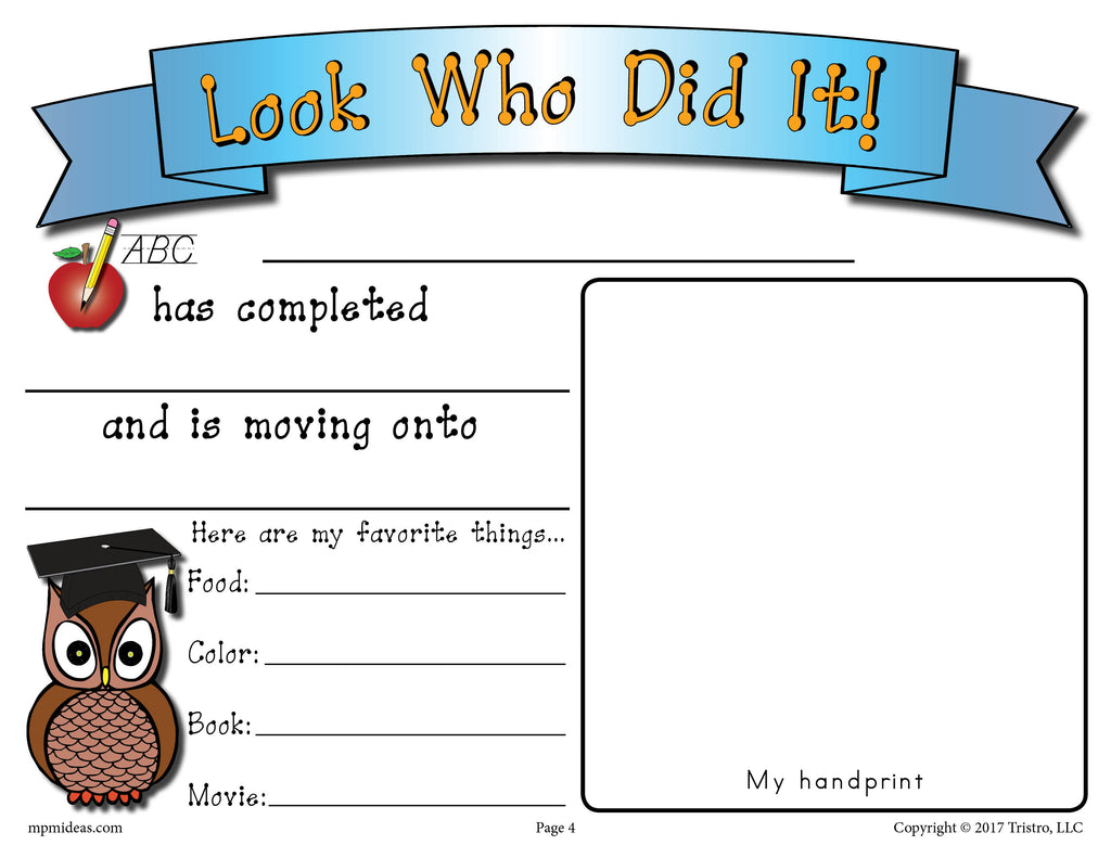 This is a photo of Striking Printable Preschool Graduation Certificates
