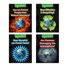 Earth Debates, Set of 4 Books