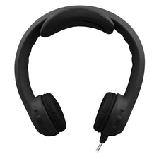HamiltonBuhl Flex-Phones™, Black Foam Headphones