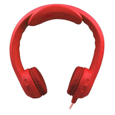 HamiltonBuhl Flex-Phones™, Red Foam Headphones