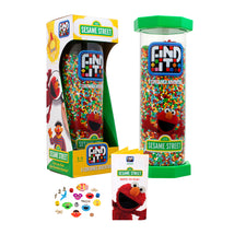 Find It Junior Game: Sesame Street