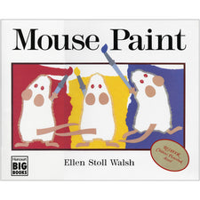 Mouse Paint Big Book