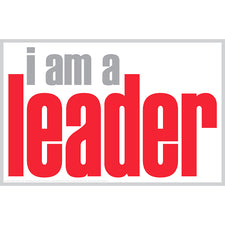 """I Am a Leader"" Notes, 20 Pack"