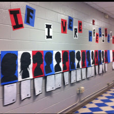 If I Were President... - President's Day Bulletin Board