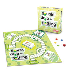 Double, Drop or Nothing - Adding Suffixes Game