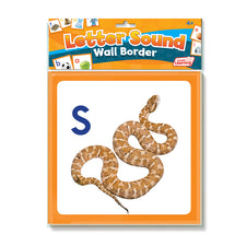 Wall Border: Letter Sounds