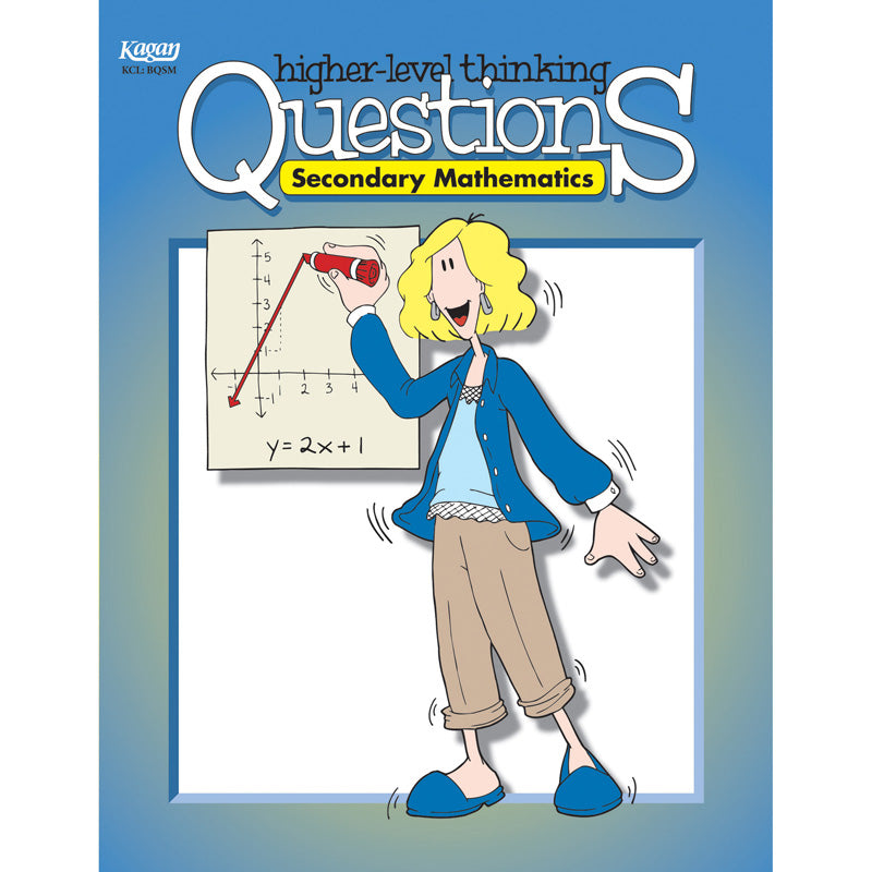 Secondary Mathematics Higher Level Thinking Questions Gr 7-12