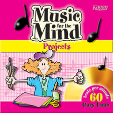 Music For The Mind™ CD - Projects