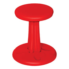 "Kids Kore WOBBLE™ Chair, 14"" Red"