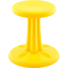"Kids Kore WOBBLE™ Chair, 14"" Yellow"