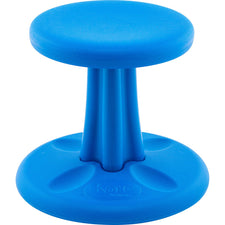 "Preschool Kore WOBBLE™ Chair, 12"" Blue"