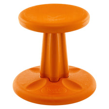 "Kore™ Preschool Wobble Chair, 12"" Orange"