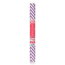 "Con-Tact® Brand Creative Covering™ Self-adhesive Purple Chevron Contact Paper, 18"" x 20'"