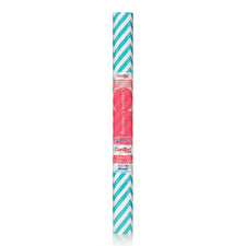 "Con-Tact® Brand Creative Covering™ Self-adhesive Aqua Chevron Contact Paper, 18"" x 20'"