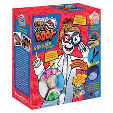 Dr. Bonyfide's Know Your Body: 5 Senses Edition!