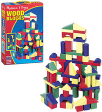 Block Play - Building Listening Skills & Practicing Following Directions