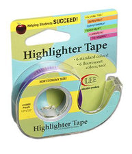 Removable Highlighter Tape Purple
