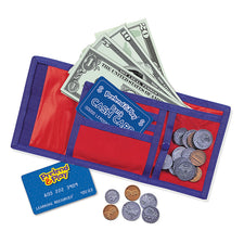Pretend & Play® Cash 'n' Carry® Wallet