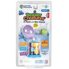 Beaker Creatures™ 2-Pack with Bio-Home