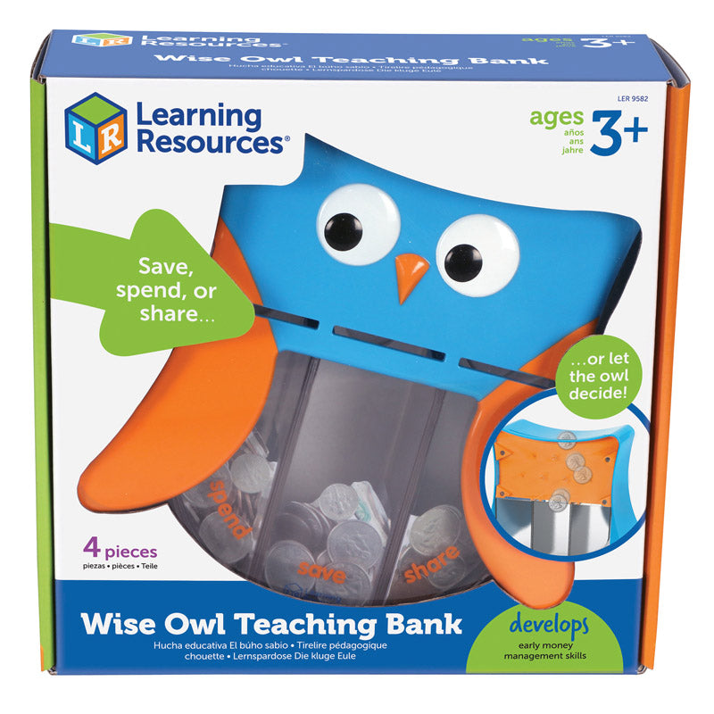 Wise Owl Teaching Bank