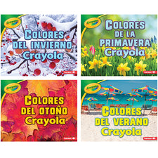 Crayola Seasons (Spanish), Set of 4