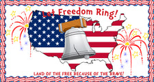 Let Freedom Ring! - Patriotic Bulletin Board