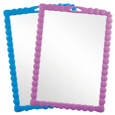 Transparent Dry Erase Kidy' Board, 30 Pack
