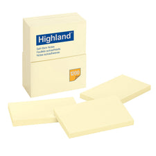 Highland Post It Note 3 x 5
