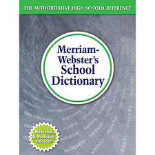 Merriam Webster's School Dictionary