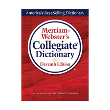 Merriam-Webster's Collegiate Dictionary, 11th Edition, Indexed With CD