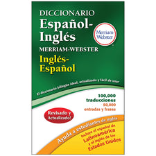 Merriam-Webster's Diccionario Espanol-Ingles