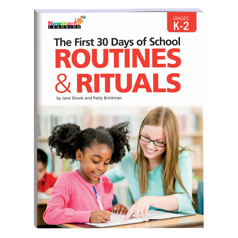 First 30 Days of School Routines & Rituals, Grades K–2