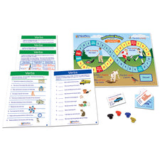 Verbs Learning Center, Grades 1-2