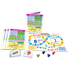 Subtraction Facts Learning Center, Grades 1-2