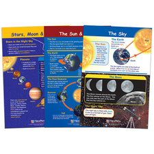 Our Planets Bulletin Board Chart Set