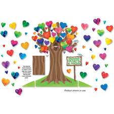 Growing Hearts and Minds Bulletin Board Set
