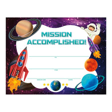Mission Accomplished Awards
