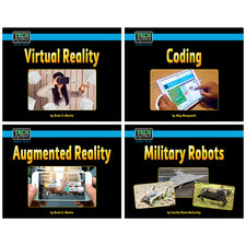 Tech Bytes, Set 2 (4 books)