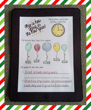 """This Is How 'iRing' In The New Year"" Printable Activity & Bulletin Board"
