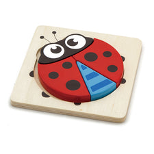 Original First Puzzle, Lady Bug